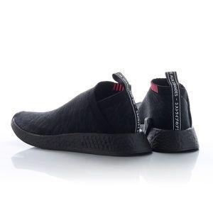 """Black Adidas NMB_CS2 PK """"Triple Black"""""""